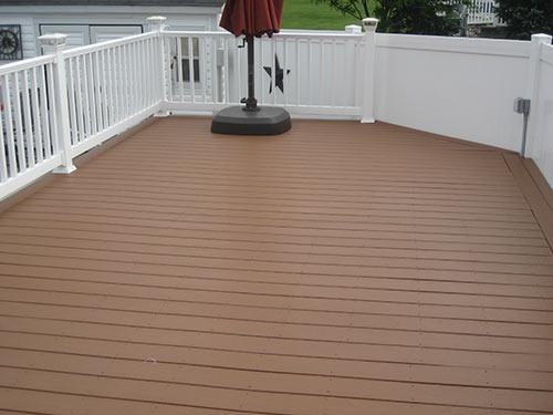 pvc deck restoration