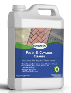 paver and concrete cleaner