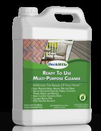 Ready To Use Rtu Multi Purpose Cleaner Half Gallon