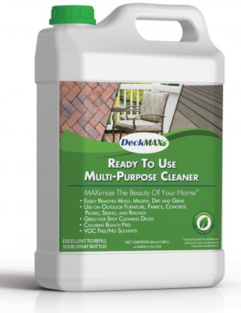 deck cleaning product